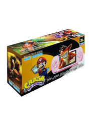 PVP Station Light 3000 Handheld Video Game Console, Black/Grey