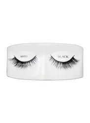 Zinati Eyelashes Mink Eyelashes, M001, Black