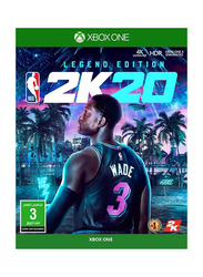 NBA 2K20 Legend Edition for Xbox One by 2K