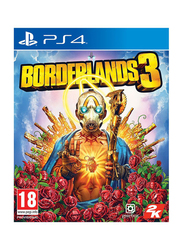 Borderlands 3 for PlayStation 4 (PS4) by 2K