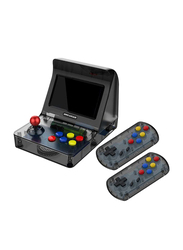 Generic A8 Retro Arcade Game Console Gaming Machine, Black