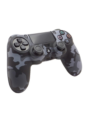 Game Controller Silicone Skin Protective Case Cover for PlayStation PS4, Camouflage