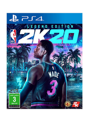 NBA 2K20 Legend Edition for PlayStation 4 (PS4) by 2K