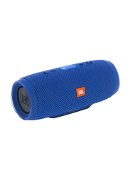 JBL Charge 3 Portable Wireless Bluetooth Speaker, Blue