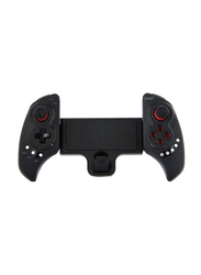 Ipega Bluetooth Telescopic Gaming Controller for Android and iOS Device, Black