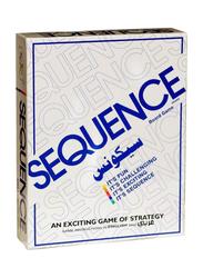 Jax Sequence Board Card Game