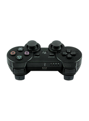 Wireless Controller Joystick for PlayStation PS3, Black