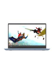 Lenovo Ideapad 330S, 15.6 inch FHD Display, Intel Core i7 8550U 8th Gen 1.8GHz, 1TB HDD + 128GB SSD, 12GB RAM, 4GB RADEON Graphics, EN-AR Keyboard with Bluetooth, Win 10, 81F500FVAX, Blue