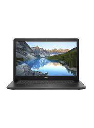 DELL Inspiron, 15.6 inch FHD Display, Intel Core i3 7020U 7th Gen 2.3GHz, 1TB HDD, 4GB RAM, Intel HD Graphics, English Keyboard with Bluetooth, DOS, 3581-01, Black