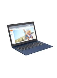 Lenovo S130, 11.6 inch HD Display, Celeron N 4000 1.1GHz, 500GB HDD, 4GB RAM, Intel HD Graphics, EN-AR Keyboard with Bluetooth, Win 10, 81J1007QUE, Blue