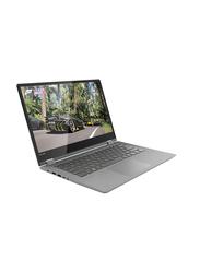 Lenovo Yoga 530, 14.0 inch FHD Touch Flip Display, Intel Core i3-8130U 8th Gen 2.2GHz, 256GB SSD, 4GB RAM, Intel HD Graphics, EN-AR Keyboard with Bluetooth/Fingerprint, Win 10, 81EK012PAX, Grey