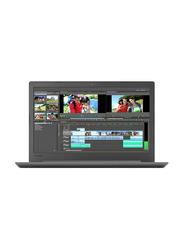 Lenovo Ideapad 130, 15.6 inch HD Display, Intel Core i7 8550U 8th Gen 1.8GHz, 1TB HDD, 8GB RAM, 2GB NVIDIA Graphics, EN-AR Keyboard with Bluetooth, Win 10, 81H700A8AX, Black