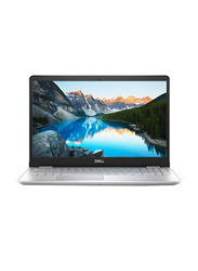 DELL Inspiron, 15.6 inch FHD Display, Intel Core i7 8565U 8th Gen 1.8GHz, 1TB HDD + 256GB SSD, 16GB RAM, 4GB NVIDIA Graphics, EN-AR Keyboard with Bluetooth/Fingerprint, Win 10, 5584-1264, Silver