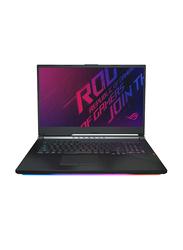 Asus ROG GL731GW, 17.3 inch FHD Display -144HZ, Intel Core i7 9750 H 9th Gen 2.6GHz, 1TB HDD + 512GB SSD, 16GB RAM, 8GB NVIDIA RTX2070 Graphics, EN-AR KB with Bluetooth, Win 10, EV083T, Black