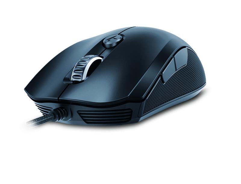 Genius M6-600 Scorpion Laser Mouse, Black