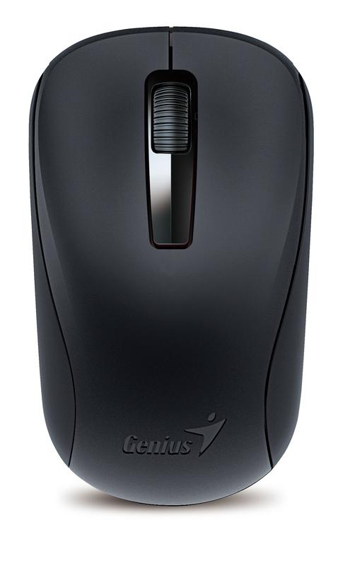 Genius NX-7005 Mouse, BlueEye/Unified Receiver 1200 DPI USB G5 HANGER, Black