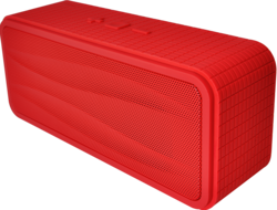 Divoom ONBEAT-200 Bluetooth Portable Subwoofers, Red