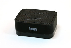 Divoom iFit-1 Docking Speaker - Compatible with Smart Phones Including iPhone, iPod and iPad, Black