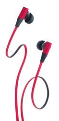Genius HS-M230 In-Ear Headphones with Mic, Red