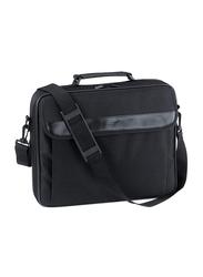 Genius GC-1501 15.6-inch Laptop Messenger Bag, Black