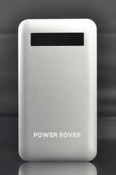 Lafeada 8000mAh Safari-8000 Powerbank Universal Power Pack, Silver