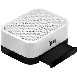 Divoom iFit-1 Docking Speaker - Compatible with Smart Phones Including iPhone, iPod and iPad, White