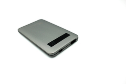 Lafeada 4500mAh Safari-4500 Powerbank Universal Power Pack, Silver