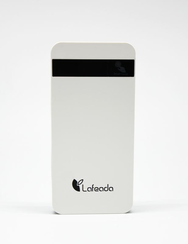 Lafeada 5000mAh Mirage-5000 Powerbank Universal Power Pack, White