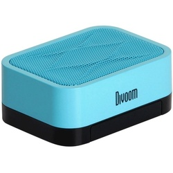 Divoom iFit-1 Docking Speaker - Compatible with Smart Phones Including iPhone, iPod and iPad, Blue