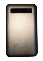 Lafeada 13000mAh Safari-13000 Powerbank Universal Power Pack, Gold