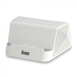 DIVOOM iFit-2 Universal Tablet Dock for iPad, iPhone, Tablet, Kindle Fire, Playbook, Kyros, Galaxy, Asus, HP, White
