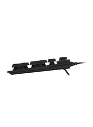 Genius Smart KB-102 Wired English Keyboard, Black