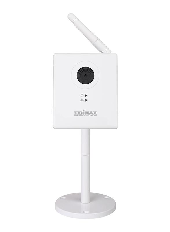 Edimax IC-3115W Wireless Network Camera with 1.3 MP, White