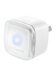 Edimax N300 Smart Universal Wi-Fi Extender with Companion App, EW-7438RPN-AIR, White