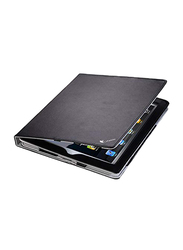 Lafeada Apple iPad 2 The Note Tablet Case Cover, Black