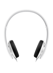 Genius HS-M430 3.5mm Jack In-Ear Headphones, with Mic, White