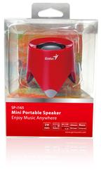 Genius Speaker SP-I165 for All, Red