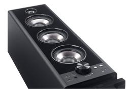 Genius Speaker Sp-Hf2020 Uk 100-240V, Black