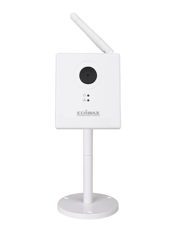 Edimax IC-3115W-UK Wireless Network Camera with 1.3 MP, (UK PSU), White