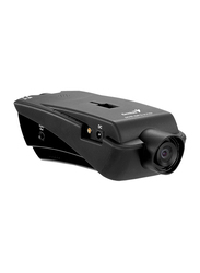 Genius DVR-GPS300D Vehicle Recorder Dual Lens, GPS, 0.3 MP, Black