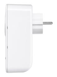 Edimax SP-1101W Smart Plug Switch Intelligent Home Control, 13A, White