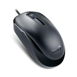 Genius DX125 Optical Mouse, Black