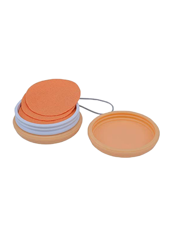 Lafeada Macaroon Cleaning Cloth for Smartphone/Tablet PC, Orange
