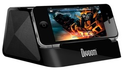 DIVOOM iFit-2 Universal Tablet Dock for iPad, iPhone, Tablet, Kindle Fire, Playbook, Kyros, Galaxy, Asus, HP, Black