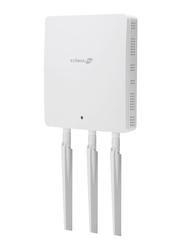 Edimax Pro Longe Range 802.11ac Dual Band Wall Mount PoE Enterprise Access Points, WAP-1750-UK, White