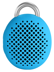 Divoom Bluetune Bean bluetooth Portable Speaker for Smartphones, Blue