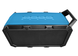 DIVOOM Voombox-ongo Portable Ultra Rugged and Water Resistant Bluetooth 4.0 Wireless Bicycle Speaker with Speakerphone, Blue
