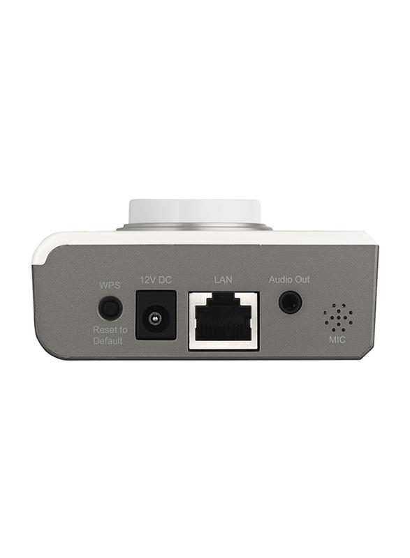 Edimax IC-3030Wn-UK Triple Mode 150Mbps Wireless 802.11n IP Camera with 1.3 MP, White