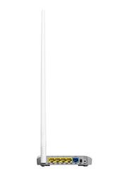 Edimax N150 3-in-1 Wireless Broadband Router EDBR-6228NCV2, White