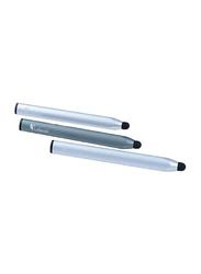 Lafeada Trio Stylus Pens for Tablet, Black/Nickel